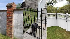 10 Backyard Fencing Ideas For Your Dogs Youtube