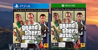 A New Version Of Grand Theft Auto V Just Showed Up In Stores