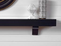 bedford fireplace mantel shelf