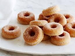 cinnamon baked doughnuts recipe ina