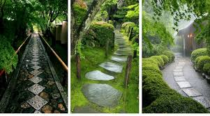 20 awesome diy garden pathway ideas