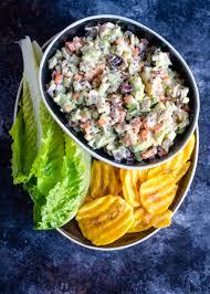 Crunchy Tuna Salad with Avocado ...