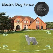 2019 New Electronic Wireless Remote Dog Training Collar Fence System Dog Training Electric Shock Collar Pet Dog Supplies Pet Supplies Shenzhen Yitai Technology Co Ltd