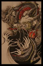 anese dragon tattoo wallpapers