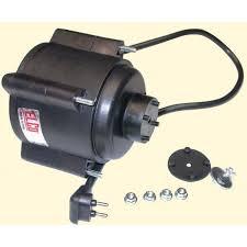 fan motor 12w 115v cw ose elco