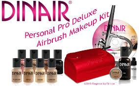 dinair airbrush makeup kits