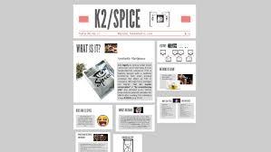K2/SPICE by Priscilla Edwards