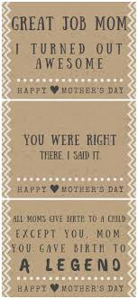 Funny mothers day ...