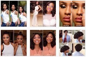 10 nigerian make up artists pulling