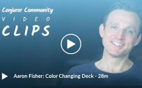 Aaron Fisher - Classic Force | Conjuror Community Club