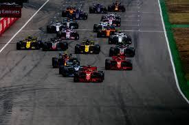 Orari GP Germania 2019: la programmazione di Sky Sport F1 HD e TV8