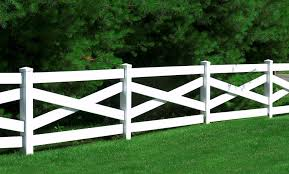 Images Of Illusions Pvc Vinyl Wood Grain And Color Fence Post And Rail Fence Backyard Fences Fence Design