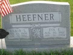 Eva E. Lohman Heefner (1907-2002) - Find A Grave Memorial