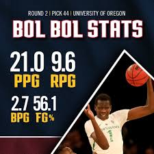 Denver Nuggets - Bol Bol put up numbers ...