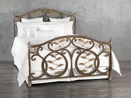 Wesley Allen Iron Bed Laurel | Johnson Furniture Mattress ...