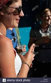 Smoking ban feature Celina Smith Stock Photo - Alamy