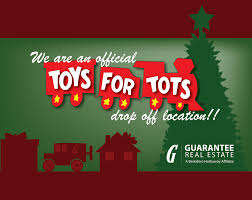 guarantee real estate toys for tots