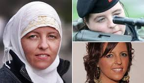 Online Posts That Chart Isis Bride Lisa Smith's Spiral Into Extremism