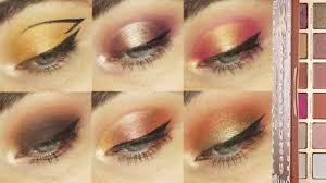 6 looks 1 palette gingerbread e by