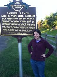 The Parker Ranch was made by Adele Parker. She made it to be a riding  school after she stopped performing with Buffalo B… | Historical marker,  Riding school, School