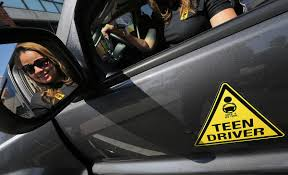Suffolk Mother Sells Teen Driver Decals To Help Safety Awareness Of Learning Daily Press