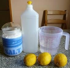 diy lemon dishwashing liquid