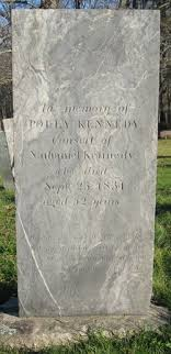 Polly Bond Kennedy (1779-1831) - Find A Grave Memorial