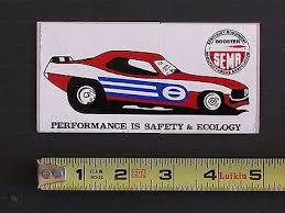 L K Vintage Sema Booster Drag Racing Sticker Decal Nhra Funny Car 491521937