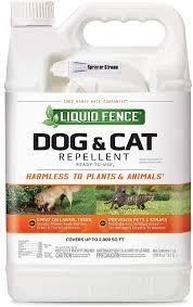 Liquid Fence Dog Cat Repellent Spray 128 Oz Jug Chewy Com