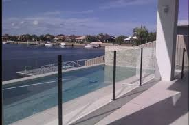 Pool Fencing Blitz Glass