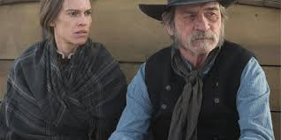 Homesman' too dark for anyone's good