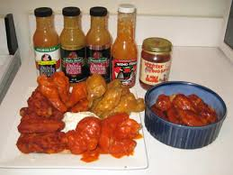 how to make hot wings a step by step