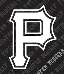 Pittsburgh Pirates Vinyl Decal Sticker Car Truck Motorcycle Mlb Baseball Ebay