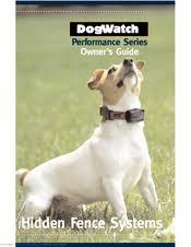 Dogwatch Hidden Fence System Owner S Manual Pdf Download Manualslib