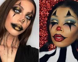 creepy clown makeup elegance 7