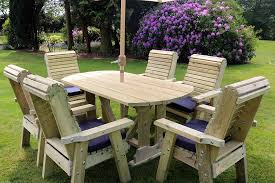 ergonomic table set with 6 chairs