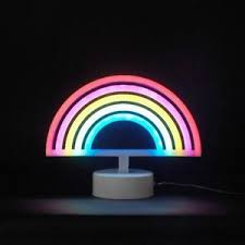 Your Zone Led Table Lamp Available Multiple Styles Led Light Kids Room Decor Ebay