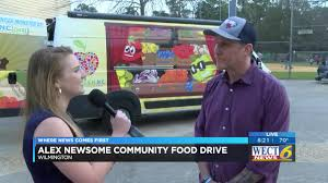 Food drive perfect way to remember Alex Newsome