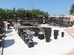 large outdoor plant pots from b q
