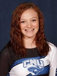 Abby Wright - Cheerleading - Christopher Newport University Athletics