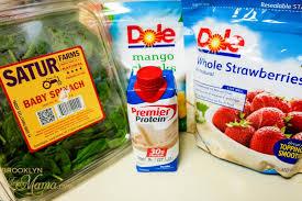 delish green protein smoothie recipe