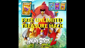 ANGRY BIRDS 2 FREE UNLIMITED TREASURE *NO ROOT* - HOW TO GET FREE ...
