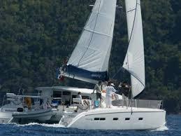 catamaran charter martinique