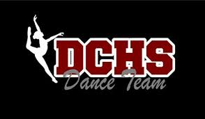 Dchs Dance Team Car Decal Theblingfactory