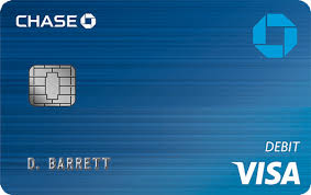request a replacement chase debit card