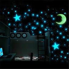 100x Glow In The Dark Stars Wall Sticker Kids Nursery Bedroom Room Ceiling Q7h0 For Sale Online Ebay