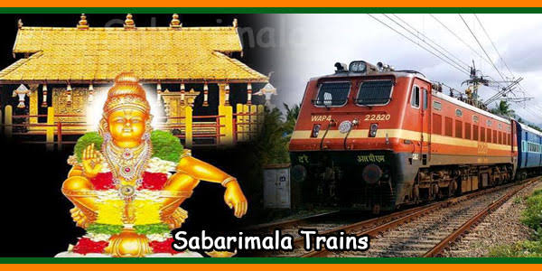 Image result for sabarimala special train""