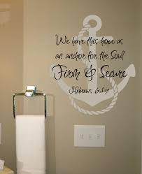 An Anchor For The Soul Wall Decal Trading Phrases