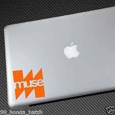 Muse Vinyl Sticker Car Decal Band Laptop Tshirt Cd Shirt Killers Kings Of Leon Ebay