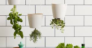 how to make an upside down planter